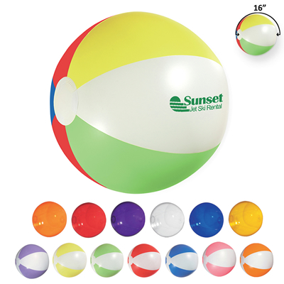 Promotional 16 Advertising Beach Ball