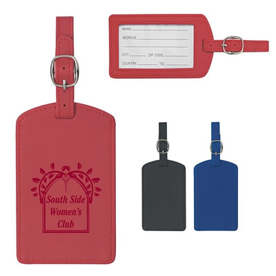 Custom Adjustable Luggage Tag