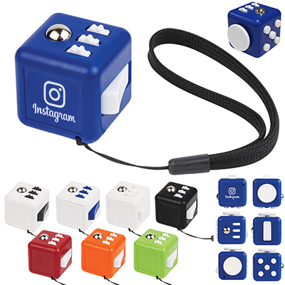 Promotional Fun Fidget Cube
