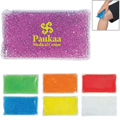 Promotional Aqua Beads Hot Cold Pack