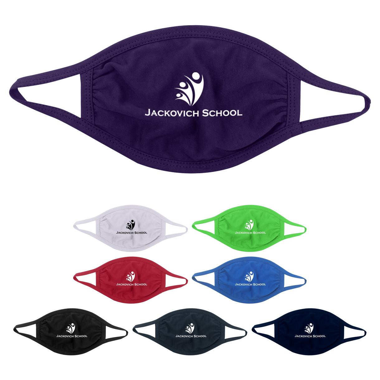 Promotional Youth Cotton Reusable Face Mask