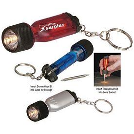 Promotional Mini Tool Light Key Ring