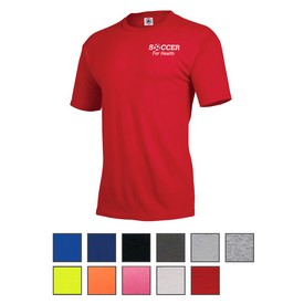 Promotional Delta Delta-Dri 30-1S Performance Adult Short Sleeve Tee