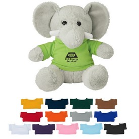 Promotional 8-1-2 Excellent Elephant Stuffed Animal