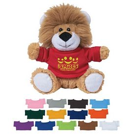 Customized 6 Lovable T-Shirt Lion