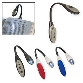 Promotional Bendable Book Light
