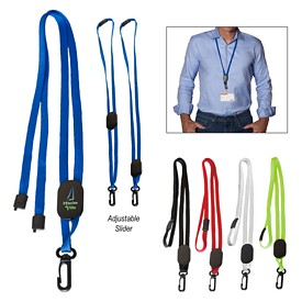 Customized Adjustable Slidedown Lanyard