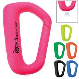 Promotional Carabiner Led Torch Light