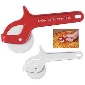 Promotional Pizza Cutter - CLOSEOUT ITEM