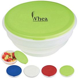 Promotional Collapsible Lunch Bowl