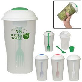 Customized 3 Piece Salad Shaker Set