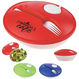 Promotional All-Purpose Travel Lunch Food Bowl
