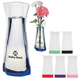 Promotional Foldable Flower Vase - CLOSEOUT ITEM