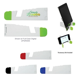 Promotional V-Fold Tablet Stand