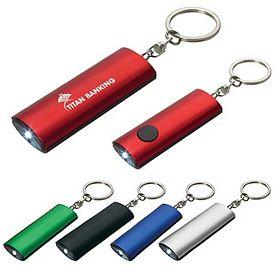 Promotional Aluminum Key Chain Flashlight