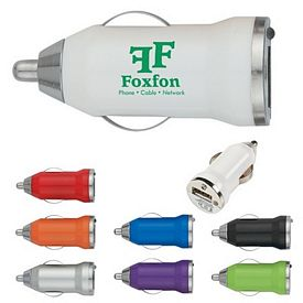Promotional On-The-Go Car Charger