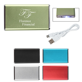 Promotional Ultra Slim Power Bank