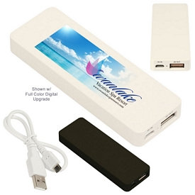 Promotional Power Bar Phone Charger