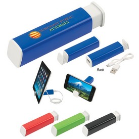 Promotional Ul Listed Power Bank With Phone Stand