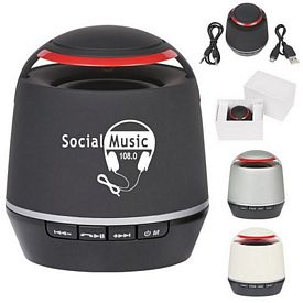 Promotional Soft Touch Bluetooth Speaker