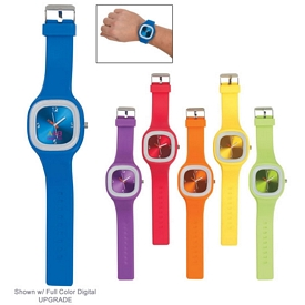 Promotional Time For Fun Unisex Watch