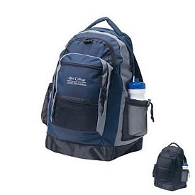Customized Sports 3-Compartment Backpack