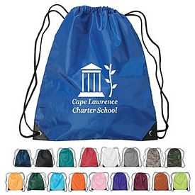 Promotional Small Fun Style Sports Drawstring Backpack