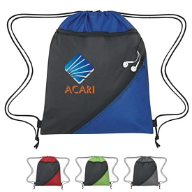 Custom Shadow Drawstring Sports Pack