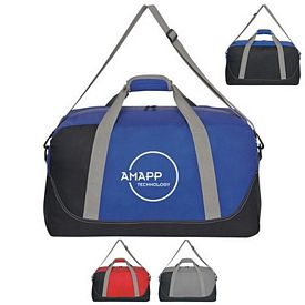 Promotional Omega Duffel Bag