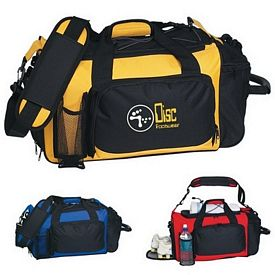 Promotional Deluxe Sports Duffel Bag