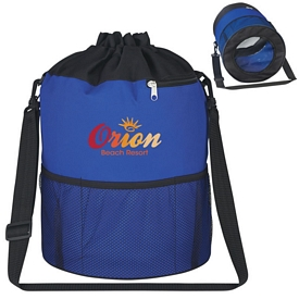 Promotional Vented Beach Carry Bag