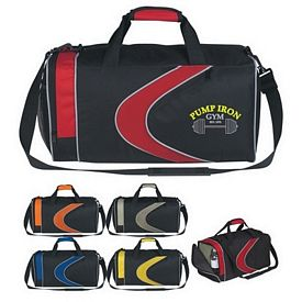 Promotional Duffel Bags: Promotional Sports Duffel Bag
