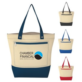 Customized Natural Tote Bag