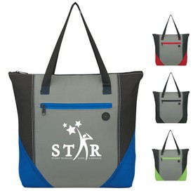 Custom Delta Tote Bag