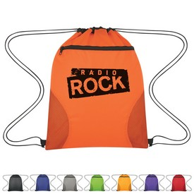 Promotional Courtside Drawstring Sports Pack