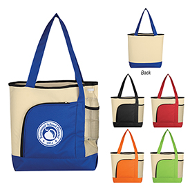 Promotional Around The Bend Tote Bag