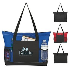 Promotional Voyager Tote Bag