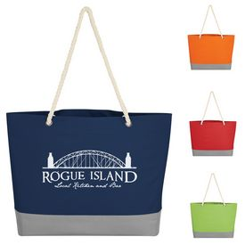 Custom Boca Tote With Rope Handles