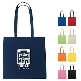 Promotional 100 Cotton Trade Show Tote Bag