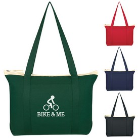 Promotional Cotton Shoulder Tote