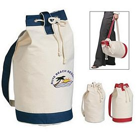 Promotional Heavy Canvas Cotton Boat Tote