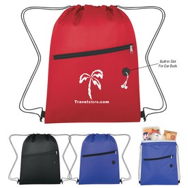 Custom Insulated Drawstring Sports Pack