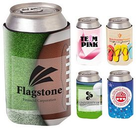 Promotional Designer Kan-Tastic Can Cooler