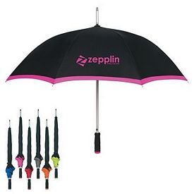 Custom 46 Arc Edge Two-Tone Umbrella