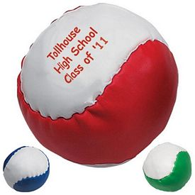 Promotional Leatherette Ball Hacky Sack