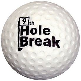 Promotional Golf Ball Stress Relievers
