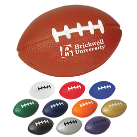 Customized Football Stress Relievers