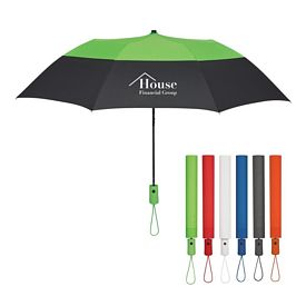 Customized 46 Arc Color Top Folding Umbrella