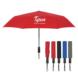Promotional 46 Arc Automatic Open And Close Folding Umbrella