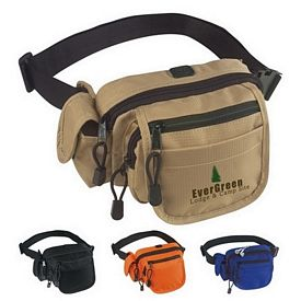 Promotional All-in-One Electronic Friendly Fanny Pack